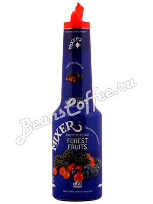 Фруктовое пюре Mixer Лесные ягоды 1 л