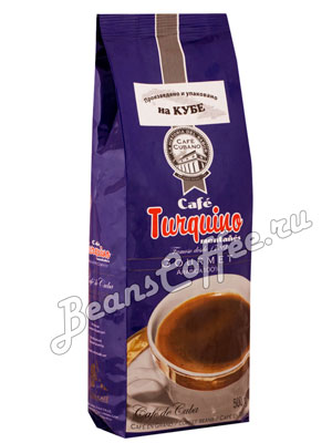 Кофе Cuba Turquino в зернах 500 гр