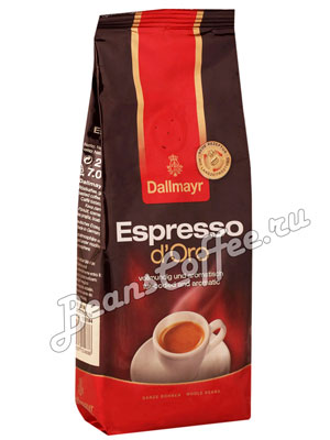 Кофе Dallmayr в зернах Espresso d