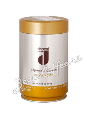 Кофе Danesi в зернах Gold