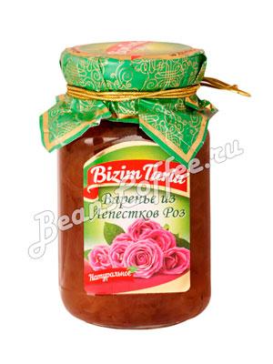 Варенье Bizim Tarla из лепестков роз 400 гр