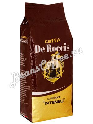 Кофе De Roccis Oro в зернах 1 кг