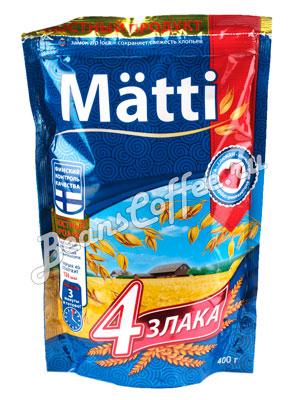 Каша Matti 4 злака