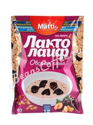 Matti Лакто Лайф Каша овсяная с черносливом
