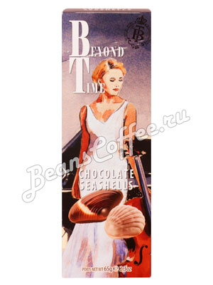 Шоколад Belgian Beyond time ракушки молочный 60 гр