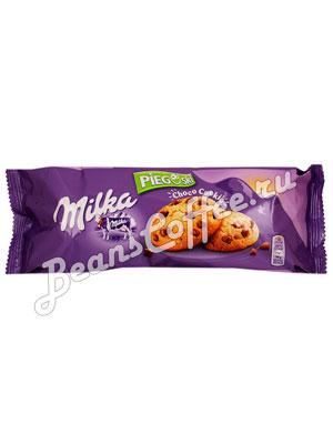 Бисквитное печенье Milka Choco Cookies 135 гр