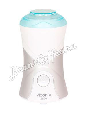 Кофемолка Viconte VC-3104 (белая)