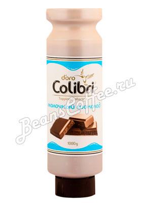 Топпинг Colibri D'oro Молочный Шоколад 1 л