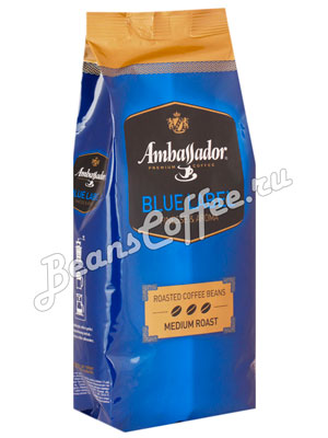 Кофе Ambassador (Амбассадор) в зернах Blue Label 1 кг