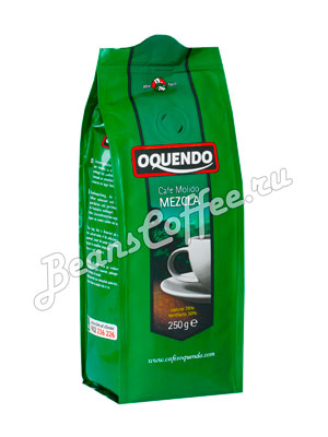 Oquendo Cafe Molido Mezcla молотый 250 гр