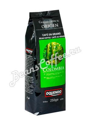 Кофе Oquendo в зернах Columbia 250 гр