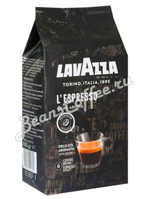 Кофе Lavazza в зернах Gran Aroma 1 кг в.у.