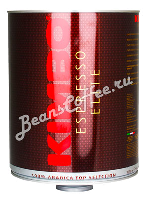 Кофе Kimbo в зернах Elite Arabica Top Selection 3 кг