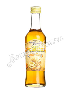 Сироп Классик Крем-сода 0,25 л
