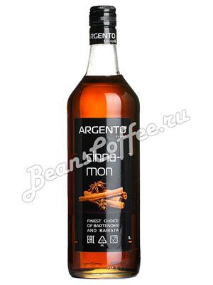 Сироп Argento Корица 1 литр