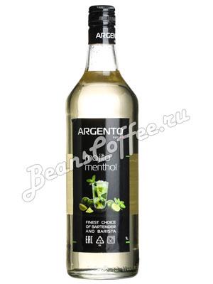 Сироп Argento Мохито-Ментол 1 литр