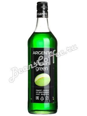Сироп Argento Зеленая Дыня 1 л