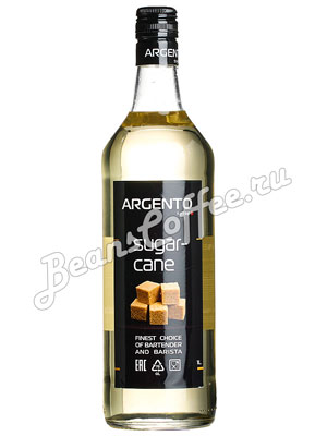 Сироп Argento Сахарный тростник 1 литр