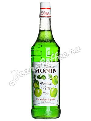 Сироп Monin Зеленое Яблоко 1 л
