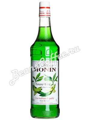 Сироп Monin Зеленый Банан 1 л
