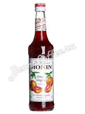 Сироп Monin Красный Апельсин 700 мл