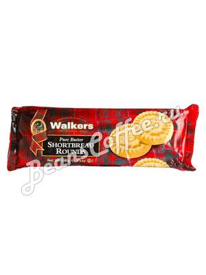 Бисквитное печенье Walkers Круглое 100 гр