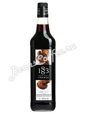 Сироп Philibert Routin 1883 Шоколадное печенье 1 литр с/б