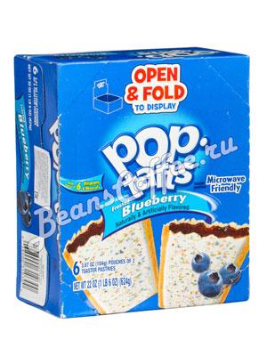 Бисквит Pop-Tarts Blueberry Печенье 624 гр