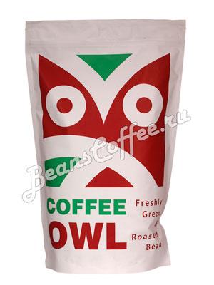 Кофе Owl в зернах Sumatra Gayo Mountain 1 кг