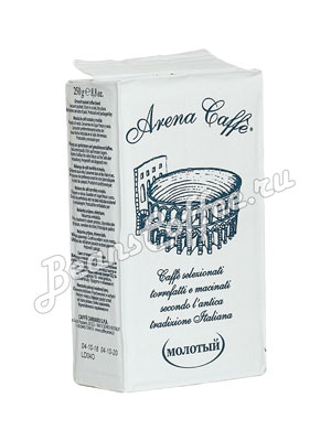 Кофе Carraro молотый Arena 250 гр