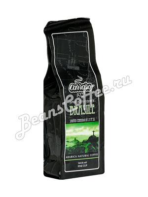 Кофе Carraro молотый Brasile 62,5 гр