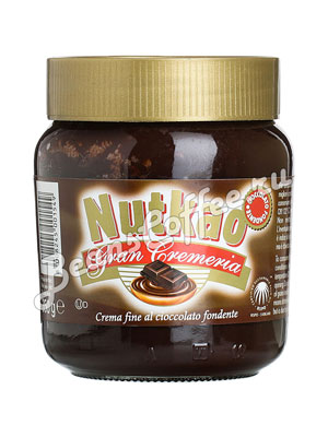 Паста Nutkao Dark темный шоколад 350 гр
