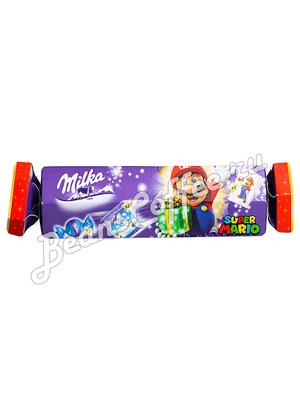 Шоколадные конфеты Milka Super Mario с сюрпризом 88 гр