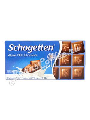 Шоколад Schogetten Alpine Milk 100 гр