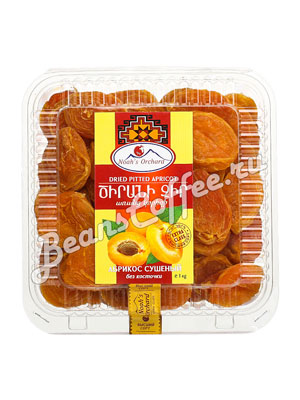 Noahs Orchard Абрикос сушеный 1 кг