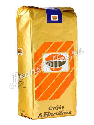 Кофе Cafes la Brasilena Кремиссимо в зернах 1 кг