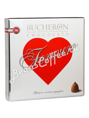 Шоколадные конфеты Bucheron Трюфель с целныи фундуком 225 гр