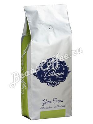 Кофе Diemme в зернах Gran Crema 1 кг