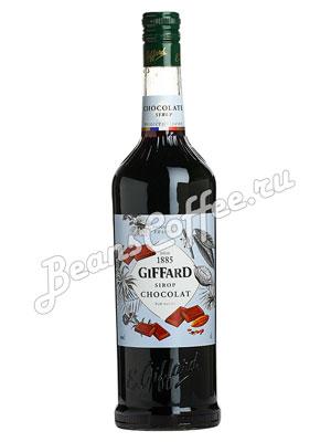 Сироп Giffard Шоколад