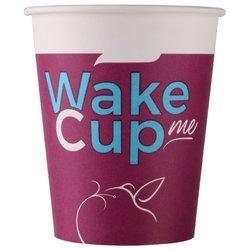 Стакан Одноразовый Wake Me Cup 165 мл (100 шт) Вендинг