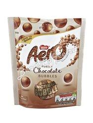 Шоколадное драже Nestle Aero Bubbles Воздушный шоколад 102 гр