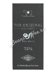 Шоколад Bucheron The Original горький с морской солью 100 г